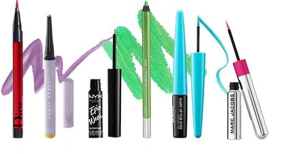 15 Rekomendasi Eyeliner Berwarna Terang dan Vibran untuk Tampilan Mata Menarik