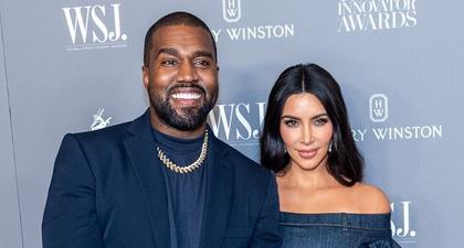 """Kim Kardashian Sebut Kanye West """"Orang Paling Inspiratif"""""""