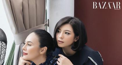The Fashionable Life: Makna Kebersamaan Bagi Wulan Guritno dan Shalom Razade
