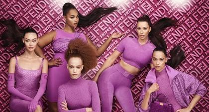 Label Milik Kim Kardashian, SKIMS, Dan Fendi Bermitra untuk Kolaborasi Baru yang Epik!