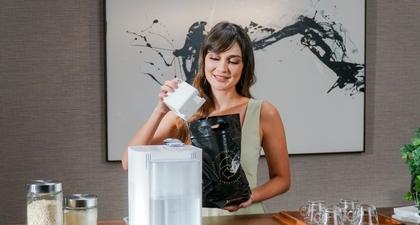 Luna Maya dan Rio Dewanto Menjadi Nespresso Tastemaker dari Indonesia