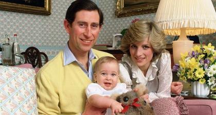 25 Potret Menawan Putri Diana di Kediamannya