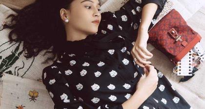 The Fashionable Life: Cerita Lutesha Selama Masa Karantina
