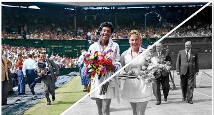 Oppo Warnai 7 Foto Hitam Putih Ikonis Dunia Tenis dalam Kampanye Courting The Colour untuk Memperingati Penyelenggaraan Turnamen Wimbledon