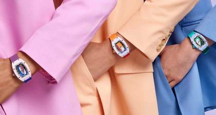 Ini Koleksi Jam Tangan Terbaru Wanita Persembahan Richard Mille yang Memiliki Detail Rumit Sekaligus Istimewa