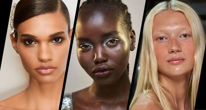 Tren Makeup Era '90-an Dihidupkan Kembali Selama Pertunjukan Musim Semi/Panas 2022