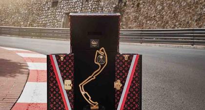 Louis Vuitton Umumkan Kemitraan Bersama F1 dengan Menjadi Penyedia Trofi Travel Case untuk Ajang Balap Grand Prix de Monaco