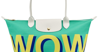 Tas Longchamp My Pliage yang Ikonis Sekarang Bisa Anda Buat Lebih Personal!