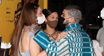 Lihat Foto-Foto Perayaan Ulang Tahun Gigi Hadid yang ke-26 Tahun di Kota New York