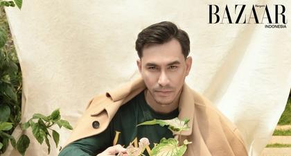 The Fashionable Life: Darius Sinathrya Ungkap Hobi dan Impian Sedari Kecil