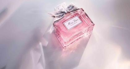 Semerbak Cinta, Kebahagiaan & Optimisme Pada Kreasi Parfum Terbaru Persembahan Dior