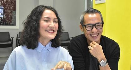 Erwin Parengkuan & Becky Tumewu Rayakan Hari Jadi TalkInc yang ke-16