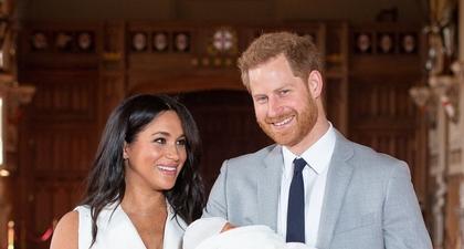 Ini Ucapan Selamat Ulang Tahun kepada Anak Pangeran Harry & Meghan Markle dari Para Anggota Kerajaan Inggris