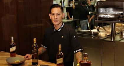 Mencicipi Whisky Pairing Dinner Bersama Chef Juna