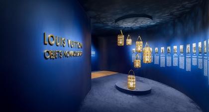 Louis Vuitton Merilis Lampion untuk Koleksi Objets Nomades di Hong Kong