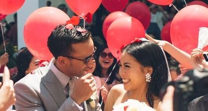 19 Tahun Bersama Sang Istri, Maruli Tampubolon: Hubungan Bukan Sebuah Perlombaan