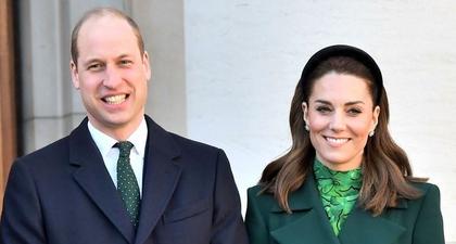 Pangeran William dan Kate Middleton Resmi Menjadi YouTubers!