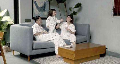 Intip Koleksi Baju Tidur Kolaborasi Sare Studio dengan Ellyse Sinsilia dan Ernanda Putra Terbaru