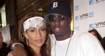 Diddy juga Turut Membagikan Foto Kilas Balik dari Hubungannya dengan J.Lo yang Terjadi di Awal Tahun 2000