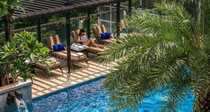 Merayakan Idulfitri di Hotel Bintang Lima di Jakarta