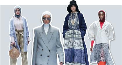 Modest Wear: Perkembangannya di Mata Dunia dan Indonesia