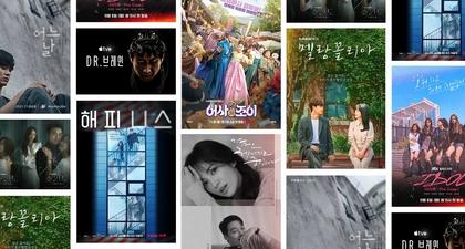 12 Judul Drama Korea yang akan Tayang di Bulan November 2021, Sudah Tak Sabar?