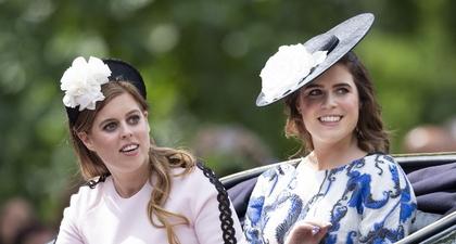 Putri Beatrice dan Putri Eugenie Menghadiri Pernikahan Kerajaan di Yunani