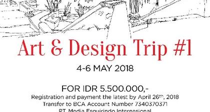 Art & Design Trip #1