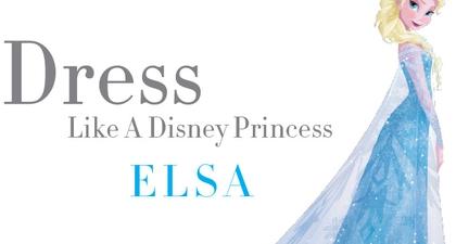 Berbusana Ala Disney Princess: Elsa