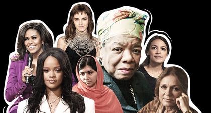 51 Feminist Quotes dari Para Wanita Hebat di Dunia