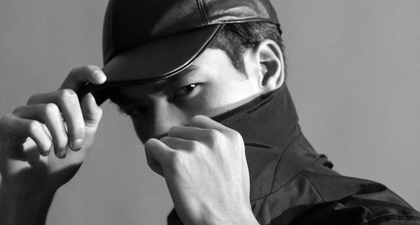 Bazaar Men Digital Fashion Spread: Contemporary Masculinity