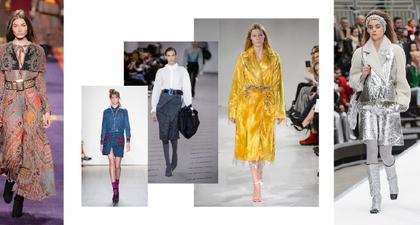 5 Tren Fashion Musim Fall/Winter 2017/2018