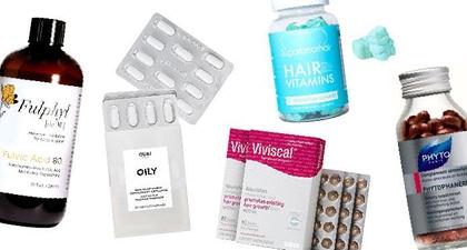5 Suplemen Untuk Pertumbuhan dan Kesehatan Rambut