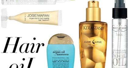 5 Hair Oil Layak Coba