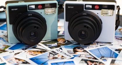 Leica Melansir Kamera Instan Terbaru