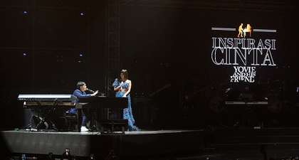 Inspirasi Cinta Sang Maestro Yovie Widianto