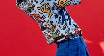 Lihat Koleksi Terbaru Keith Haring x Lacoste