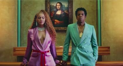 Beyoncé dan Jay-Z Menginspirasi Tur di Museum Louvre