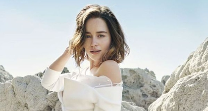 Emilia Clarke Menjadi Ambasador Global Pertama Clinique