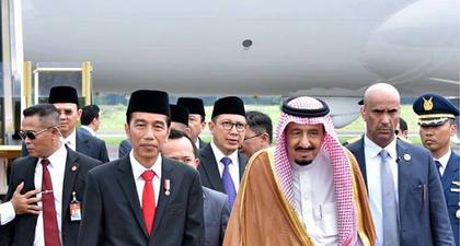 Fakta Kunjungan Kerajaan Arab Saudi ke Indonesia