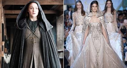 Koleksi Couture Elie Saab Bernuansa Game of Thrones