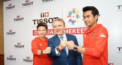 Tissot Luncurkan Koleksi Khusus Asian Games 2018