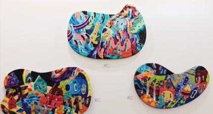 Ragam Aktivitas di Hari Kedua Art Jakarta 2017