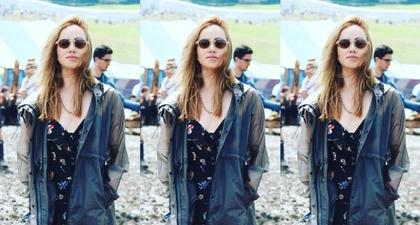 3 Fashion Items Wajib dari Glastonbury Festival 2016