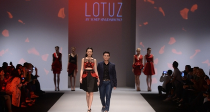 La Rose - Lotuz by Yosep Sinudarsono