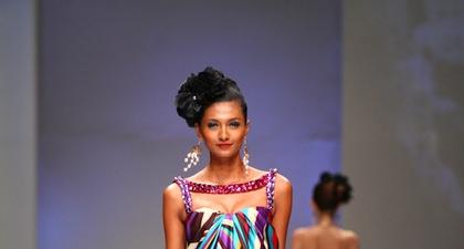 Bazaar Fashion Festival: Kanaya Tabitha