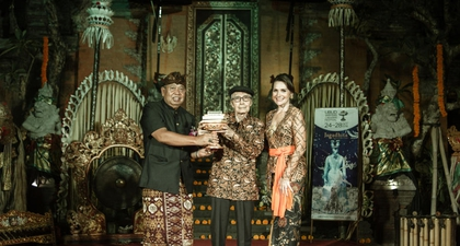 Perayaan Ubud Writers and Readers Festival yang Ke-15