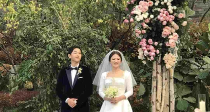 Song Hye Kyo dan Song Joong Ki Resmi Menikah