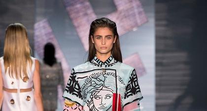 Roberto Cavalli, Versace, dan Emilio Pucci SS 2015