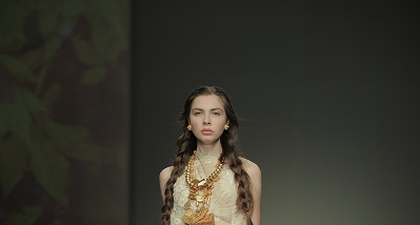 Carmanita: Paper Dresses